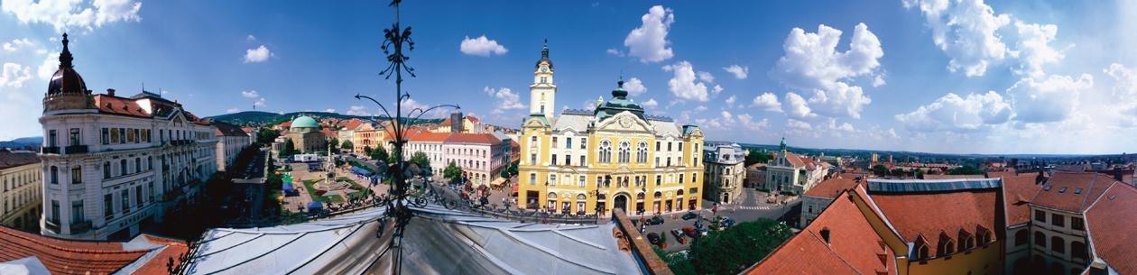 Čaro Zsolnay v Pécsi